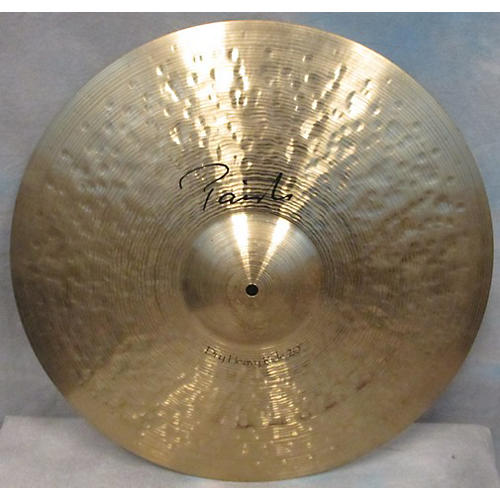 Paiste 20in Signature Dry Heavy Ride Cymbal-thumbnail