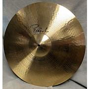 Paiste 20in Signature Full Crash Cymbal
