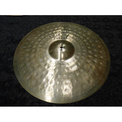 Paiste 20in Signature Full Ride Cymbal-thumbnail