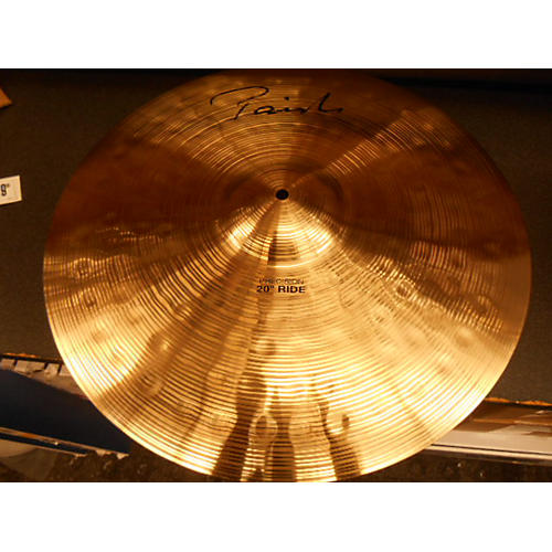 Paiste 20in Signature Precision Ride Cymbal-thumbnail