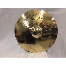 Paiste 20in Signature Reflector Bell Ride Cymbal