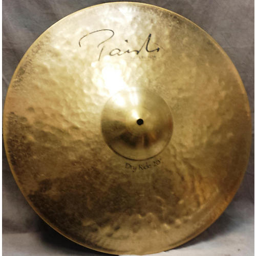 Paiste 20in Signature Reflector Dry Ride Cymbal-thumbnail