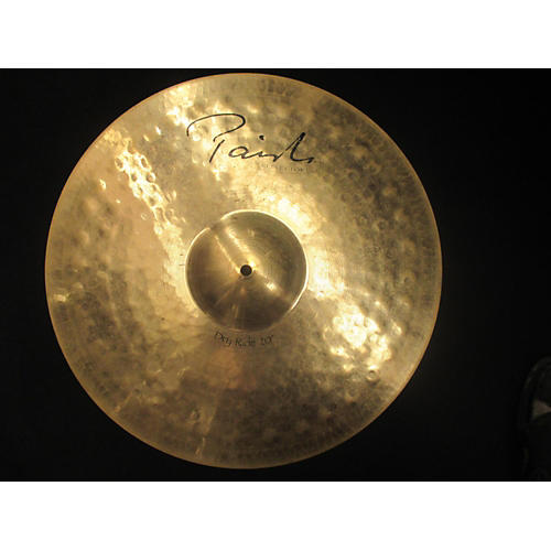 Paiste 20in Signature Reflector Dry Ride Cymbal