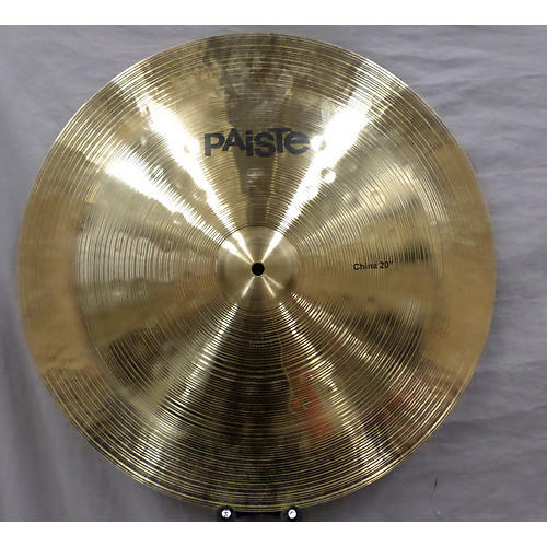 Paiste 20in Signature Thin China Cymbal-thumbnail