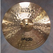 "Paiste 20in Sound Formula 20"" Power Ride Cymbal"