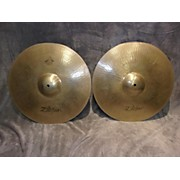 Zildjian 20in Stadium Medium Pair Marching Cymbal
