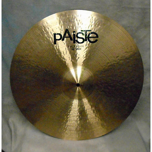 Paiste 20in T20 Prototype Ride Cymbal