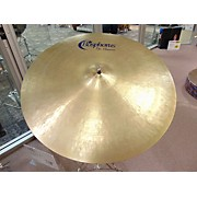 Bosphorus Cymbals 20in THE HAMMER Cymbal