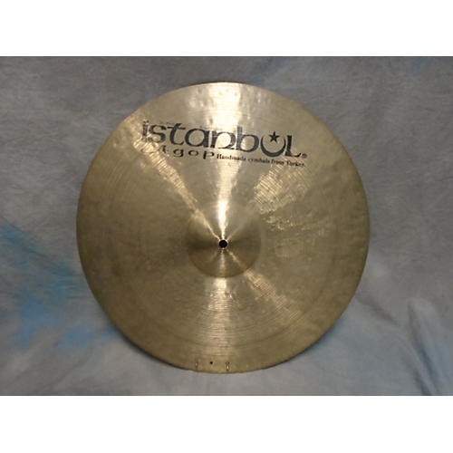 Istanbul Agop 20in Traditional Series Original Ride Cymbal-thumbnail