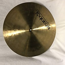 Istanbul Agop 20in Traditional Series Original Ride Cymbal