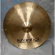 Istanbul Agop 20in Traditional Swish Cymbal