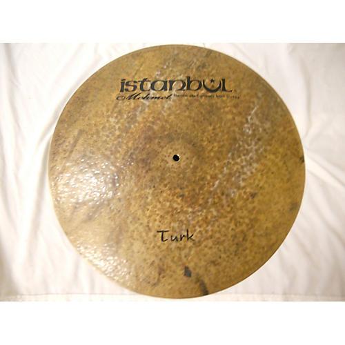 Istanbul Agop 20in Turk Mehmet Flat Ride Cymbal
