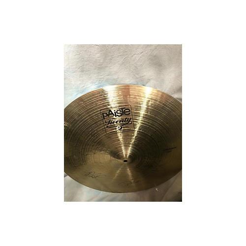Paiste 20in Twenty Series Crash Cymbal  40