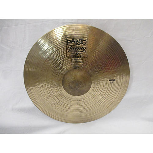 Paiste 20in Twenty Series Ride Cymbal-thumbnail