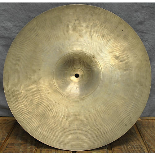 Zildjian 20in Un-lathed Dry Ride Cymbal