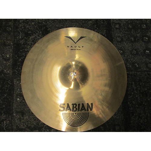 Sabian 20in Vault Artisan Medium Ride Brilliant Cymbal