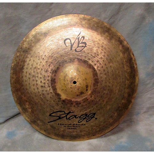 Stagg 20in Vintage Bronze Cymbal-thumbnail