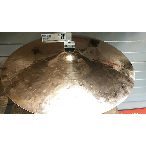 Paiste 20in Wild Ride Cymbal