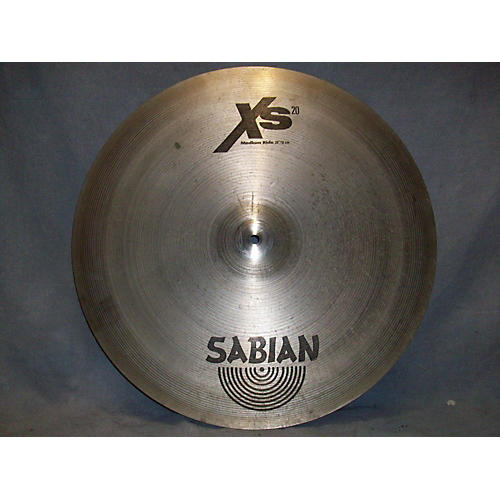 Sabian 20in XS20 Medium Ride Cymbal