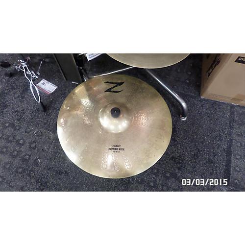 Zildjian 20in Z Custom Cymbal-thumbnail