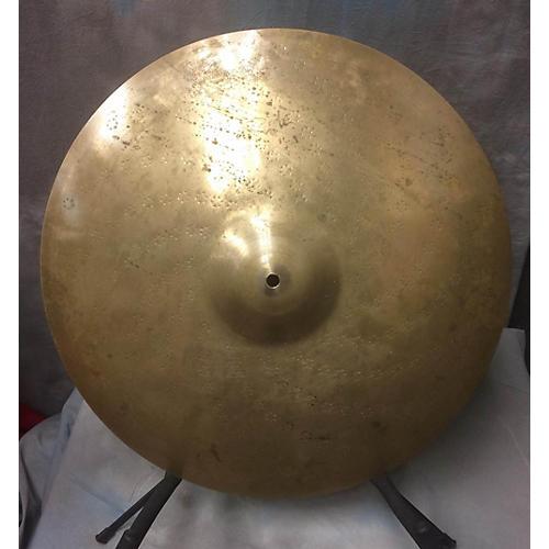 Zildjian 20in Z Custom Dyno Beat Hi Hat Cymbal-thumbnail