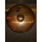 Zildjian 20in Z Custom Light Power Ride Cymbal