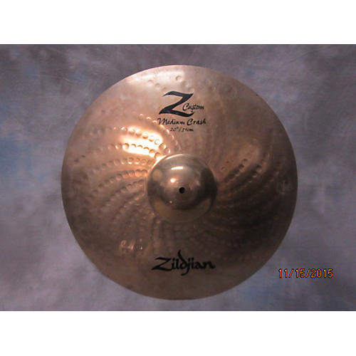 Zildjian 20in Z Custom Medium Crash Cymbal