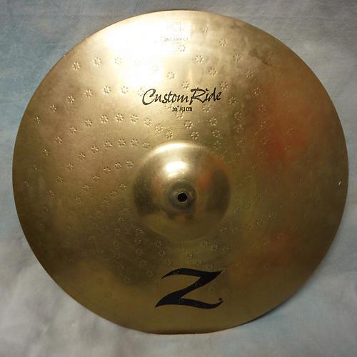 Zildjian 20in Z Custom Ride Cymbal