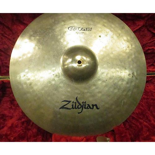 Zildjian 20in ZBT Plus Med Ride Cymbal-thumbnail
