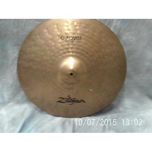 Zildjian 20in ZBT Plus Rock Ride Cymbal-thumbnail