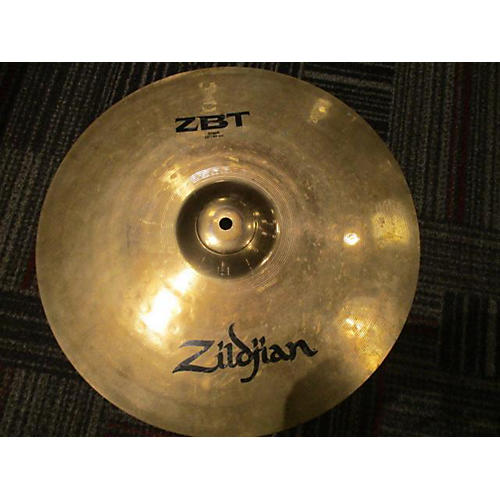 used zildjian 20in zbt ride cymbal guitar center. Black Bedroom Furniture Sets. Home Design Ideas