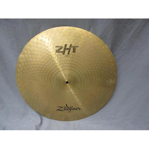 Zildjian 20in ZHT Flat Ride Cymbal