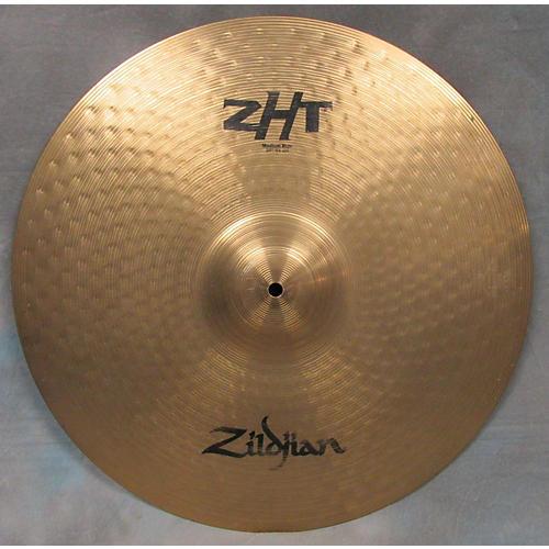 Zildjian 20in ZHT Medium Ride Cymbal