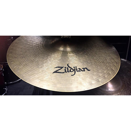 Zildjian 20in ZHT Medium Ride PERC CYMBALS HI-HAT