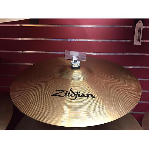 Zildjian 20in ZHT Rock Ride Cymbal-thumbnail