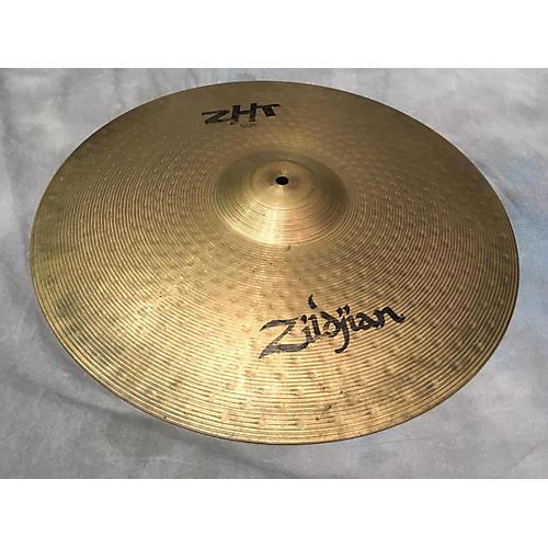Zildjian 20in ZHT Rock Ride Cymbal