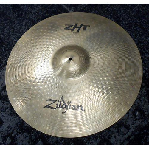 used zildjian 20in zht rock ride cymbal guitar center. Black Bedroom Furniture Sets. Home Design Ideas