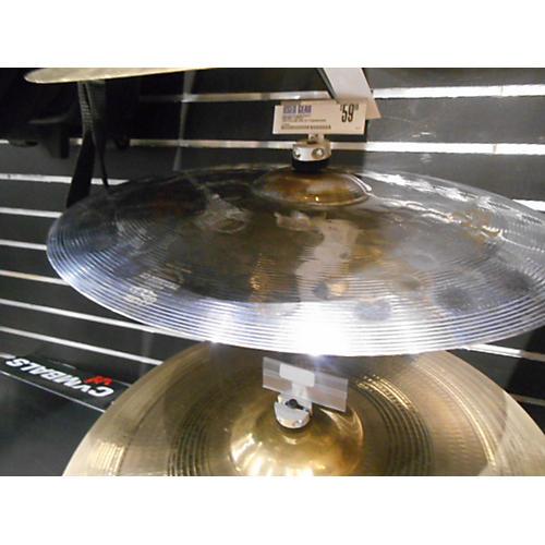 Zildjian 20in ZXT TITANIUM ROCK RIDE Cymbal