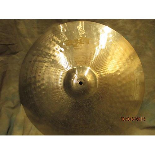 Zildjian 20in ZXT Titanium Ride Cymbal