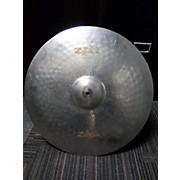 Zildjian 20in Zxt Titanium Medium Ride Cymbal