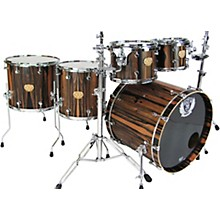 Spaun 20th Anniversary African Mahogany Drum Kit