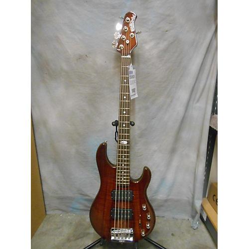 Ernie Ball Music Man 20th Anniversary Ball Family Reserve StingRay 5 Electric Bass Guitar-thumbnail