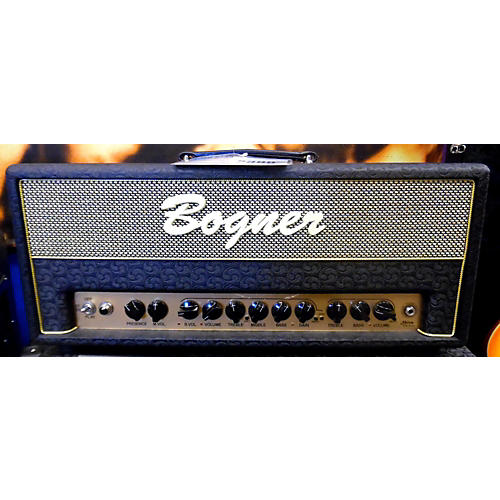 Bogner 20th Anniversary Shiva Tube Guitar Amp Head-thumbnail