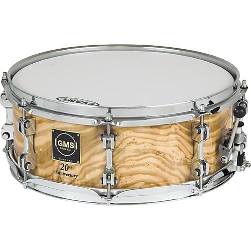 GMS 20th Anniversary Snare Drum-thumbnail