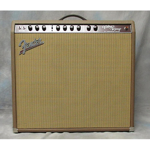 Fender 20th Anniversary Vibro King 60W 3x10 Tube Guitar Combo Amp