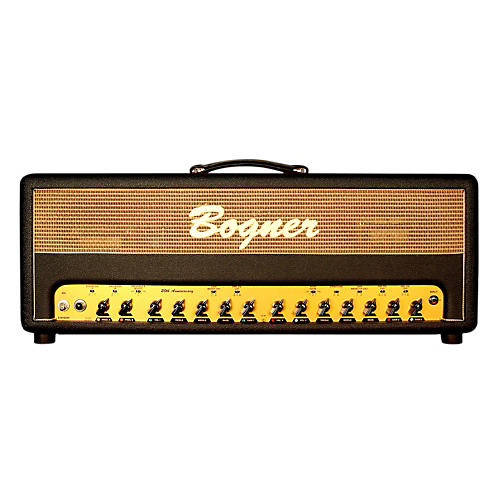 Bogner 20th Anniversary XTCA Tube Guitar Amp Head-thumbnail