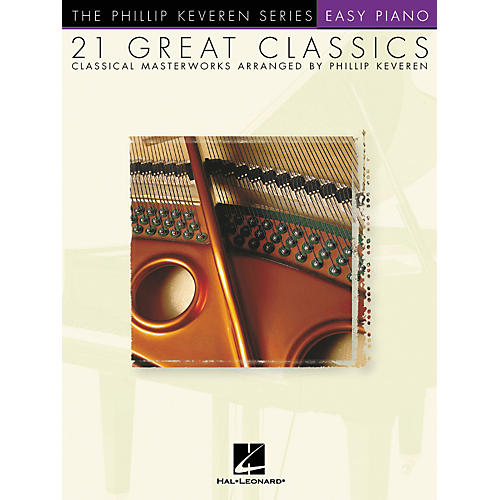 Hal Leonard 21 Great Classics - Phillip Keveren Series For Easy Piano-thumbnail