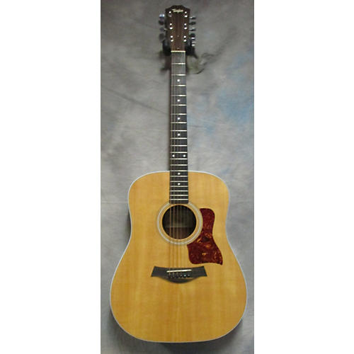 used taylor 210 acoustic guitar natural guitar center. Black Bedroom Furniture Sets. Home Design Ideas