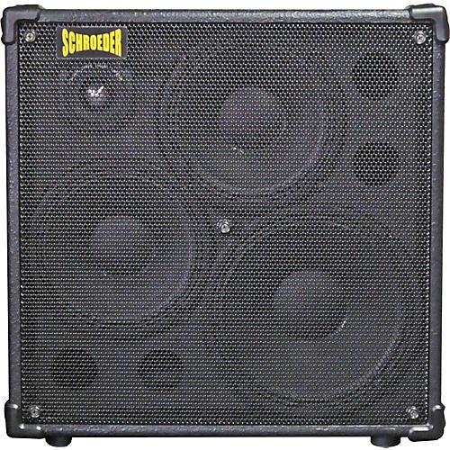 Schroeder 21012 Light Bass Cabinet 4 Ohm