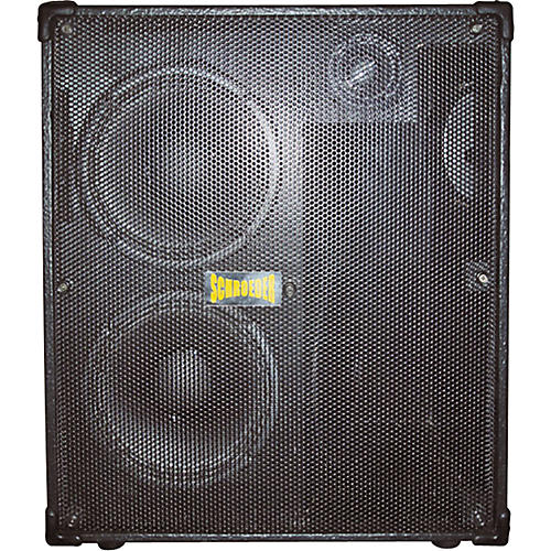 Schroeder 210212 Light Bass Cabinet 4 Ohm-thumbnail